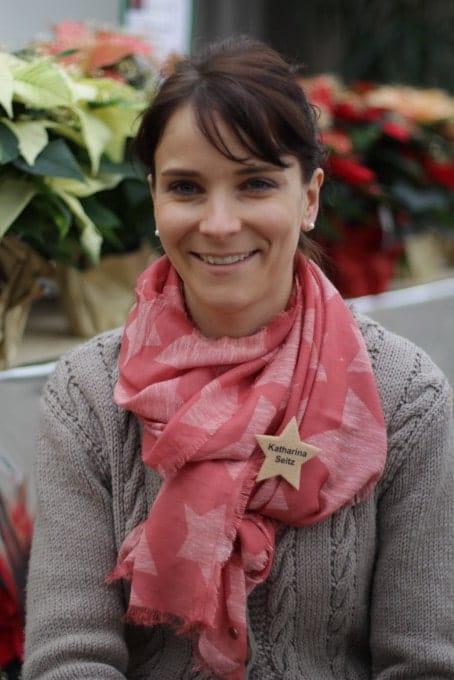 Katharina Seitz (Floristin, Verkauf)