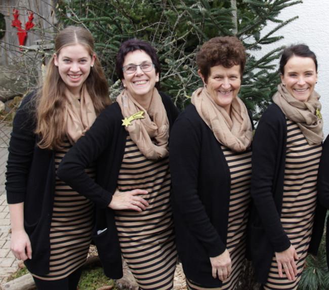 Team Floristinnen
